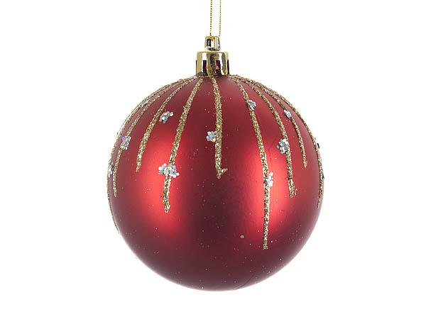 {} Monte Christmas Сувенир Золотые Нити (8 см - 2 шт)