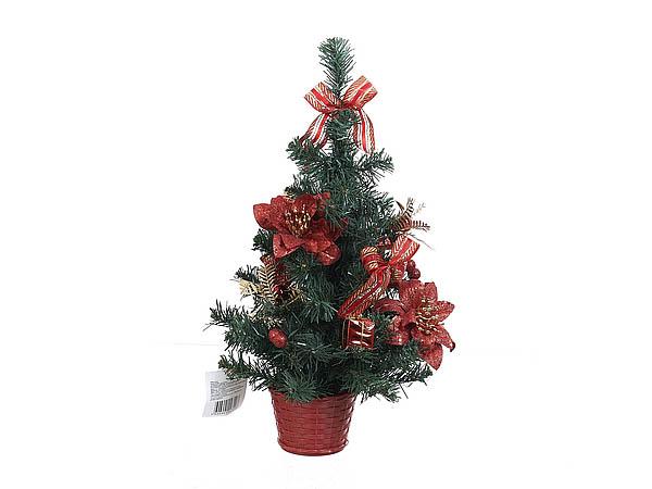 {} Monte Christmas Ель новогодняя Meryle (45 см) ель royal christmas sonora hook on tree 180 см 942180