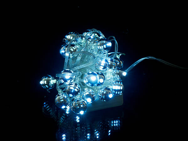 {} Monte Christmas Гирлянда электрическая Indigo Цвет: Белый (300 см) гирлянда 1200 см monte christmas гирлянда 1200 см