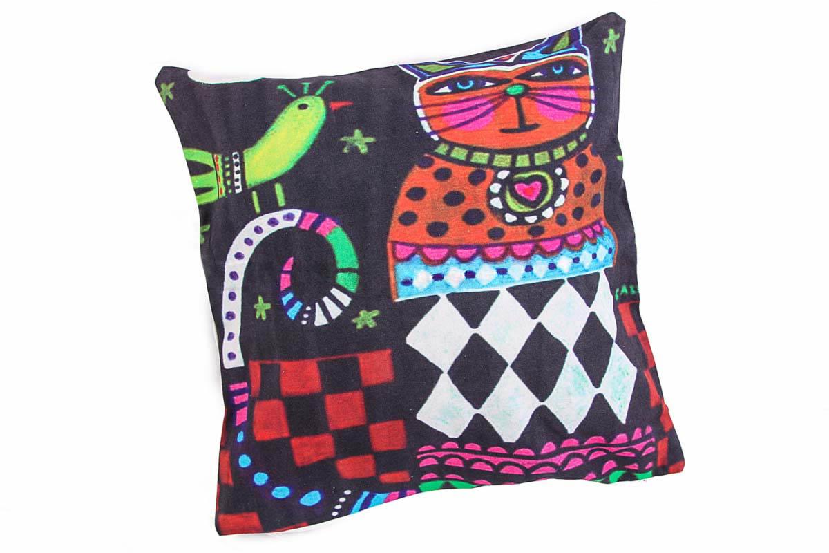 где купить Декоративные подушки Arloni Декоративная подушка Tierra  (40х40) по лучшей цене