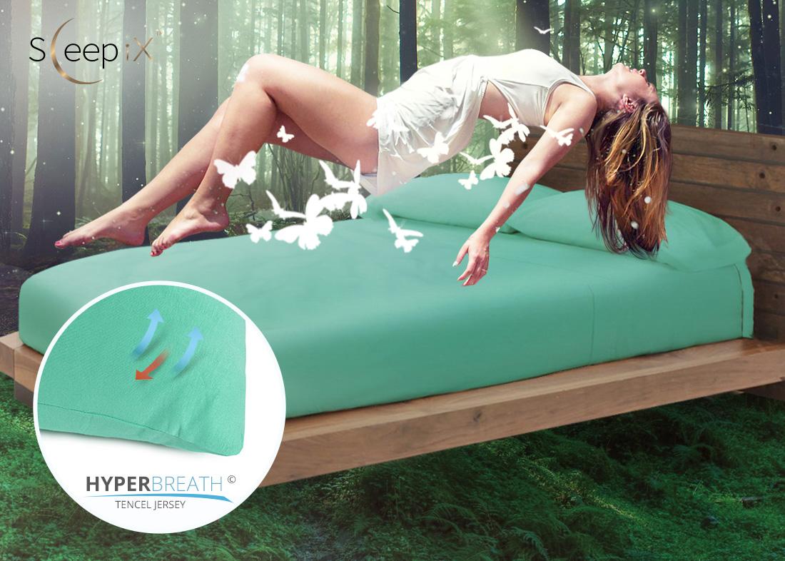 Наволочки Sleep iX Наволочка Alpin Цвет: Морской Зеленый  (70х70 (2 шт)) насос универсальный x alpin sks 10035 пластик серебристый 0 10035