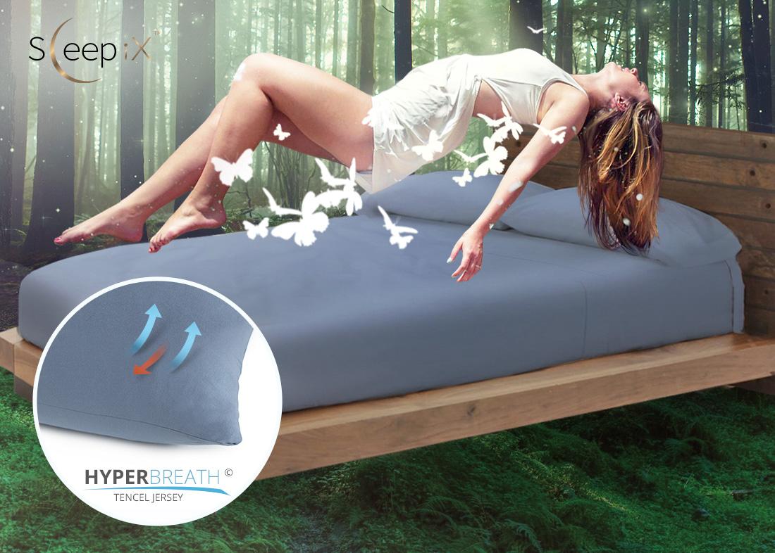 Наволочки Sleep iX Наволочка Alpin Цвет: Полночный Синий  (50х70 (2 шт)) насос универсальный x alpin sks 10035 пластик серебристый 0 10035