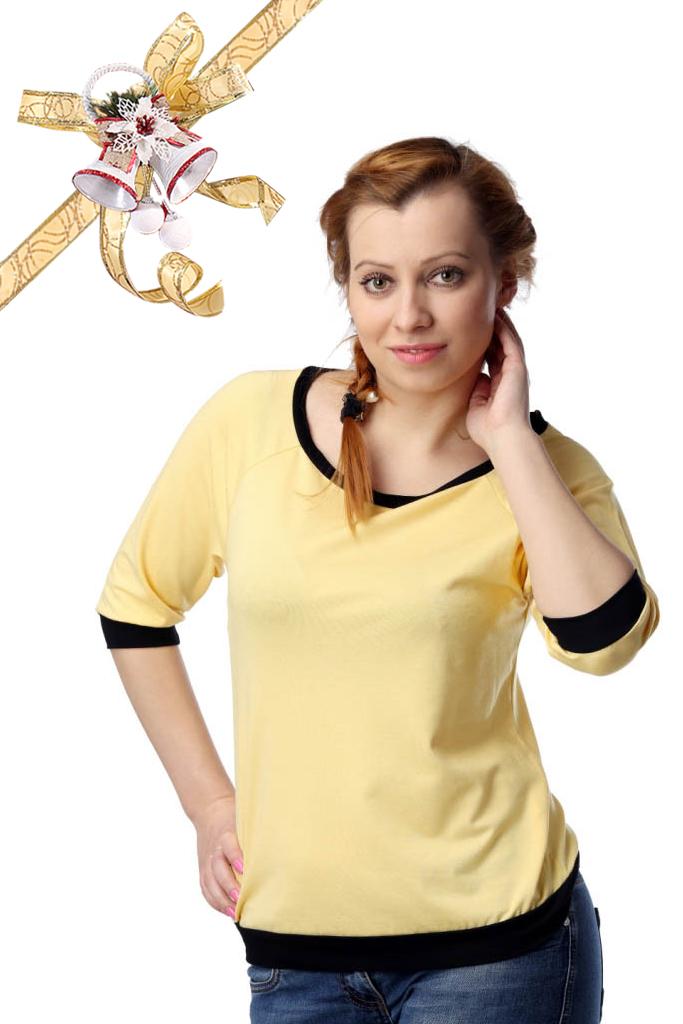 Футболки ElenaTex Блузка Life Цвет: Желтый (xL) контроллер axis sigmа 480 xl