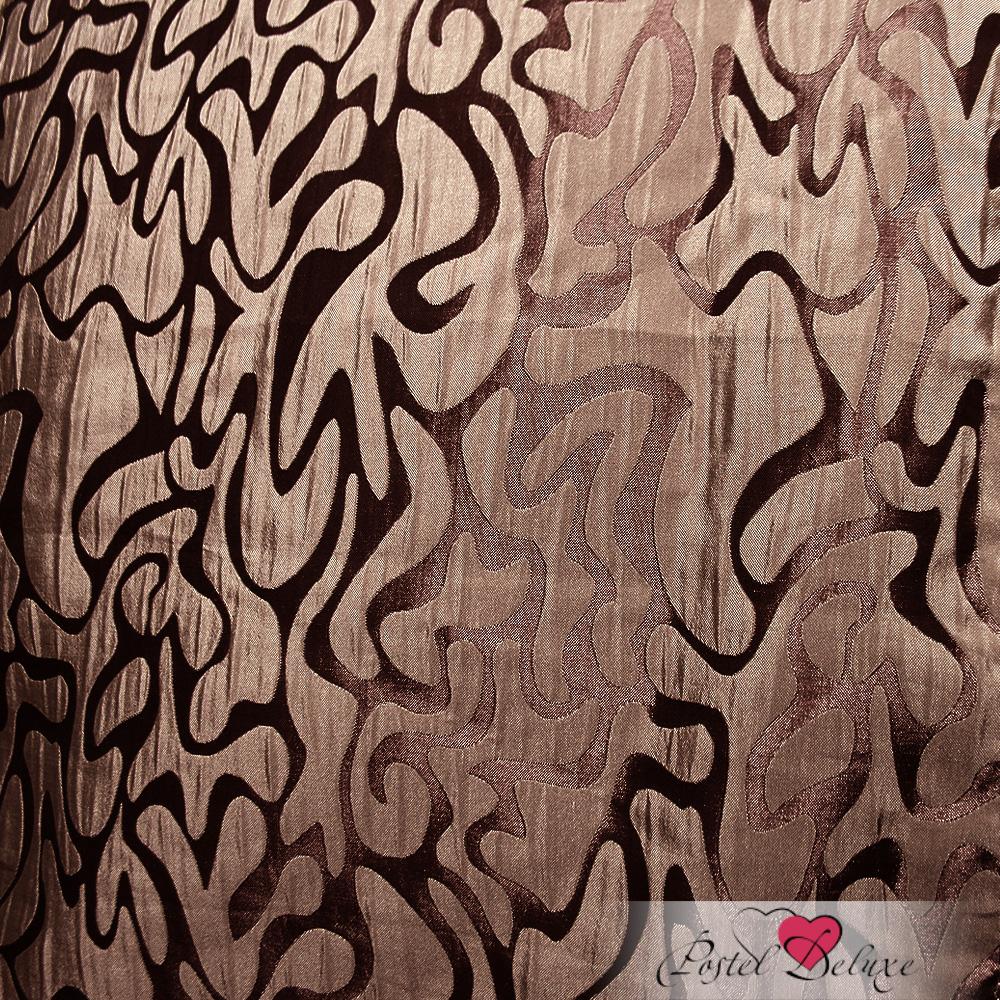Шторы Nivasan Классические шторы Женева Цвет: Коричневый шторы tac классические шторы winx цвет персиковый 200x265 см
