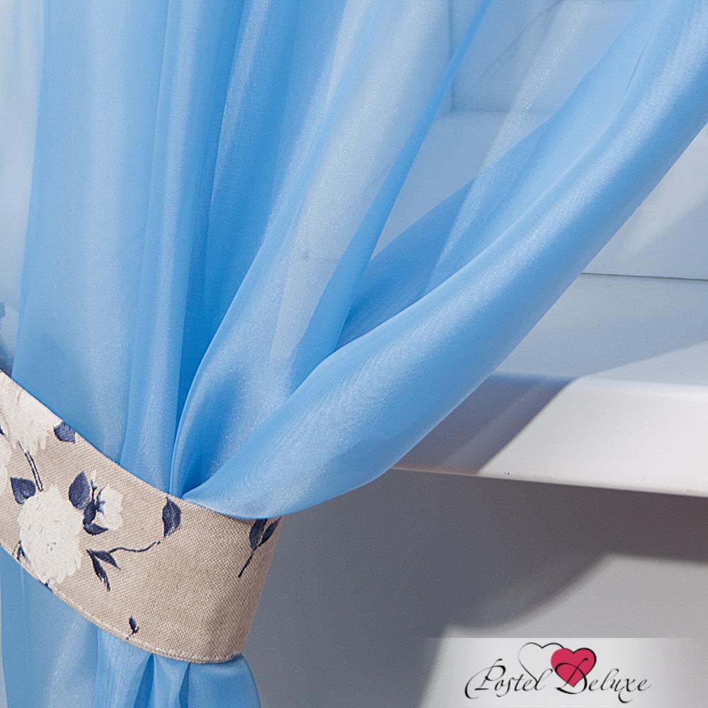 Шторы Nivasan Классические шторы Ирма Цвет: Голубой шторы kauffort классические шторы barolo