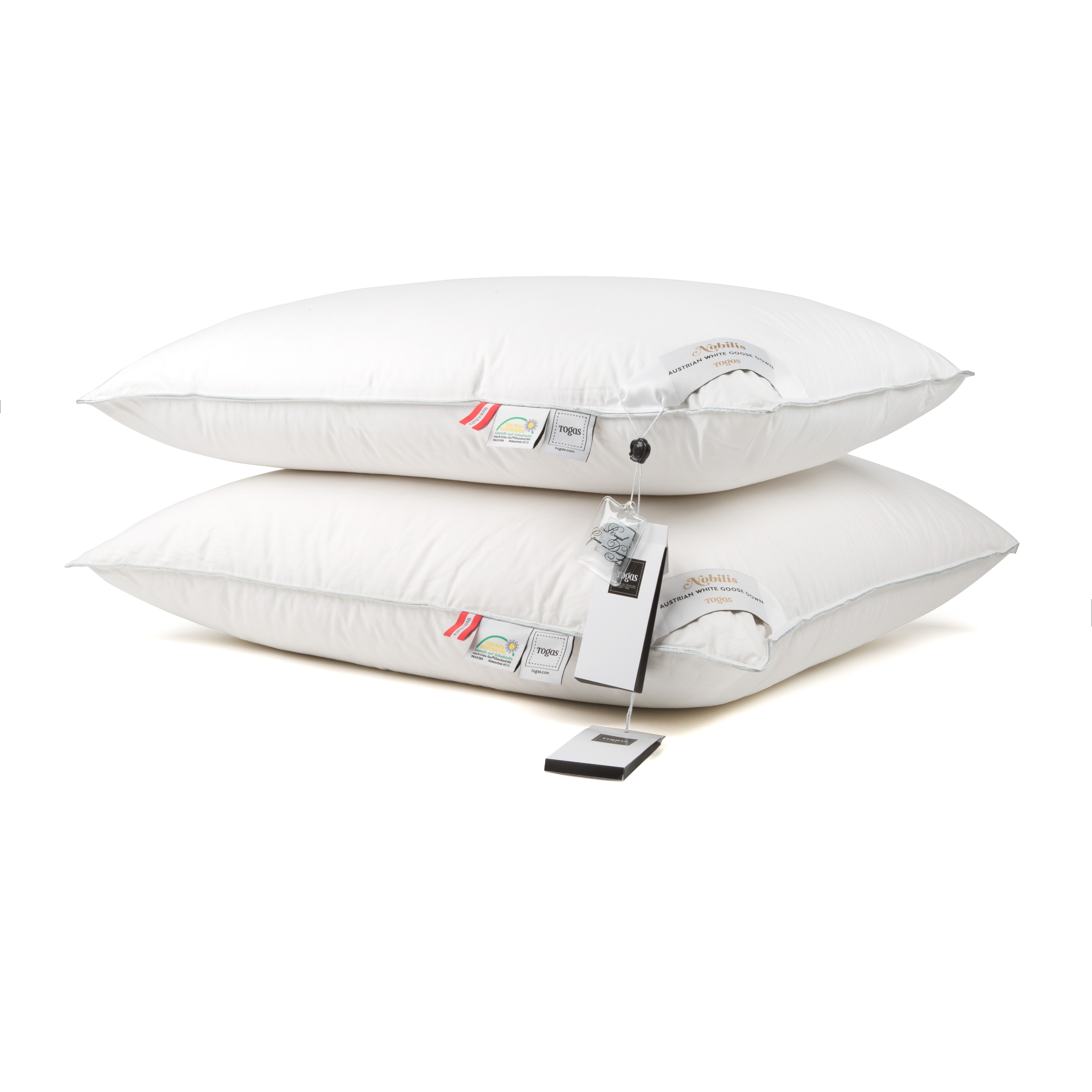 Подушки Togas Подушка Нобилис (50х70) подушки ортопедические togas подушка ортопедическая германиум