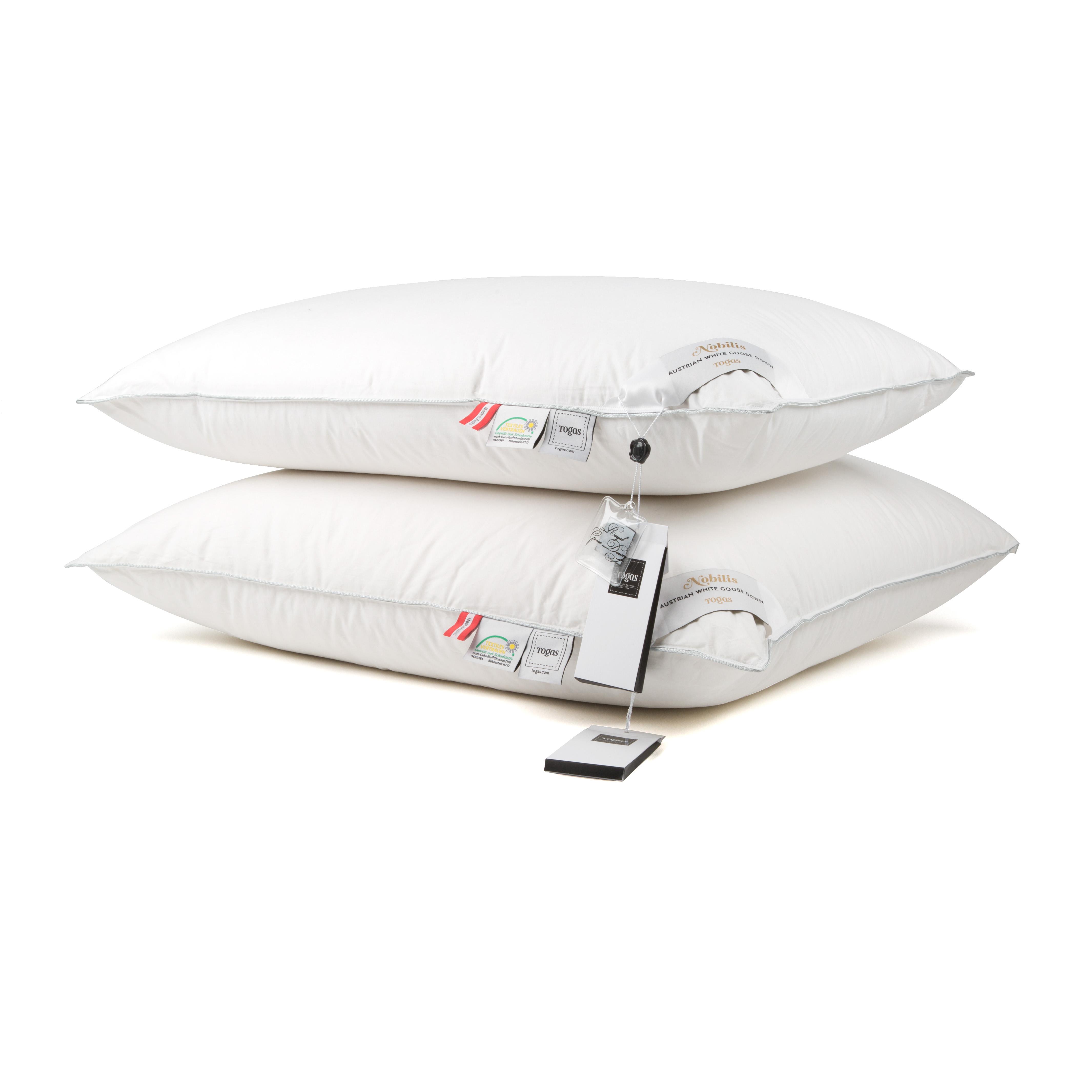 Подушки Togas Подушка Нобилис (70х70) подушки ортопедические togas подушка ортопедическая германиум