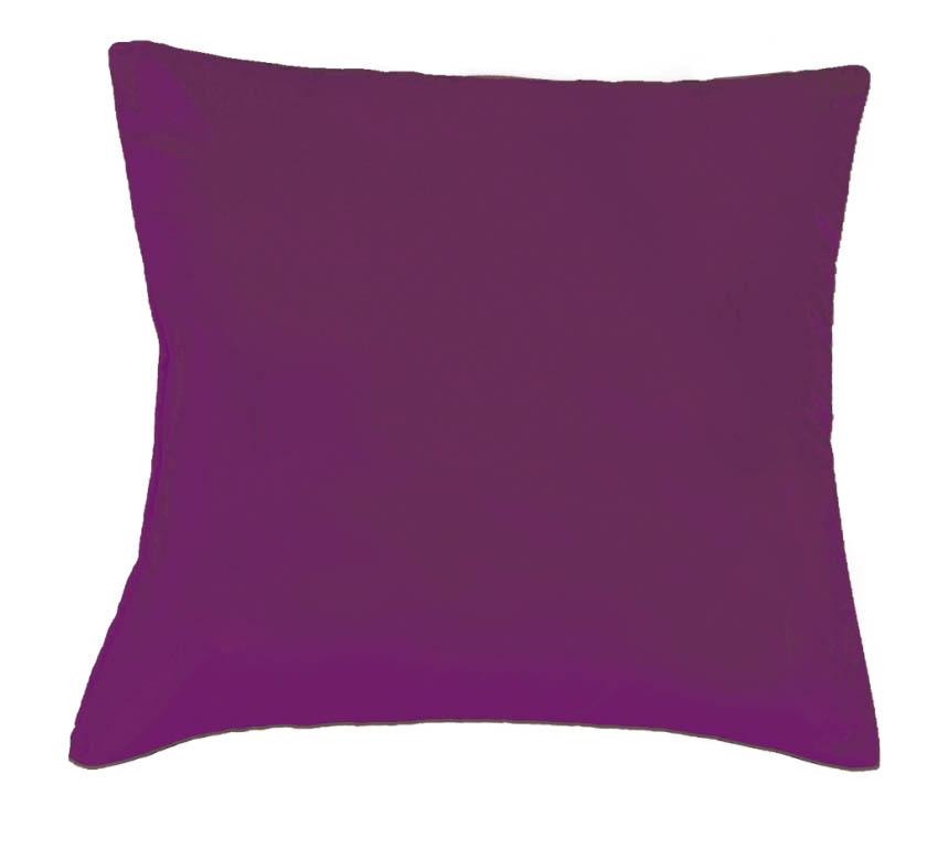 Наволочки Valtery Наволочка Noele Цвет: Фиолетовый (70х70 (2 шт))