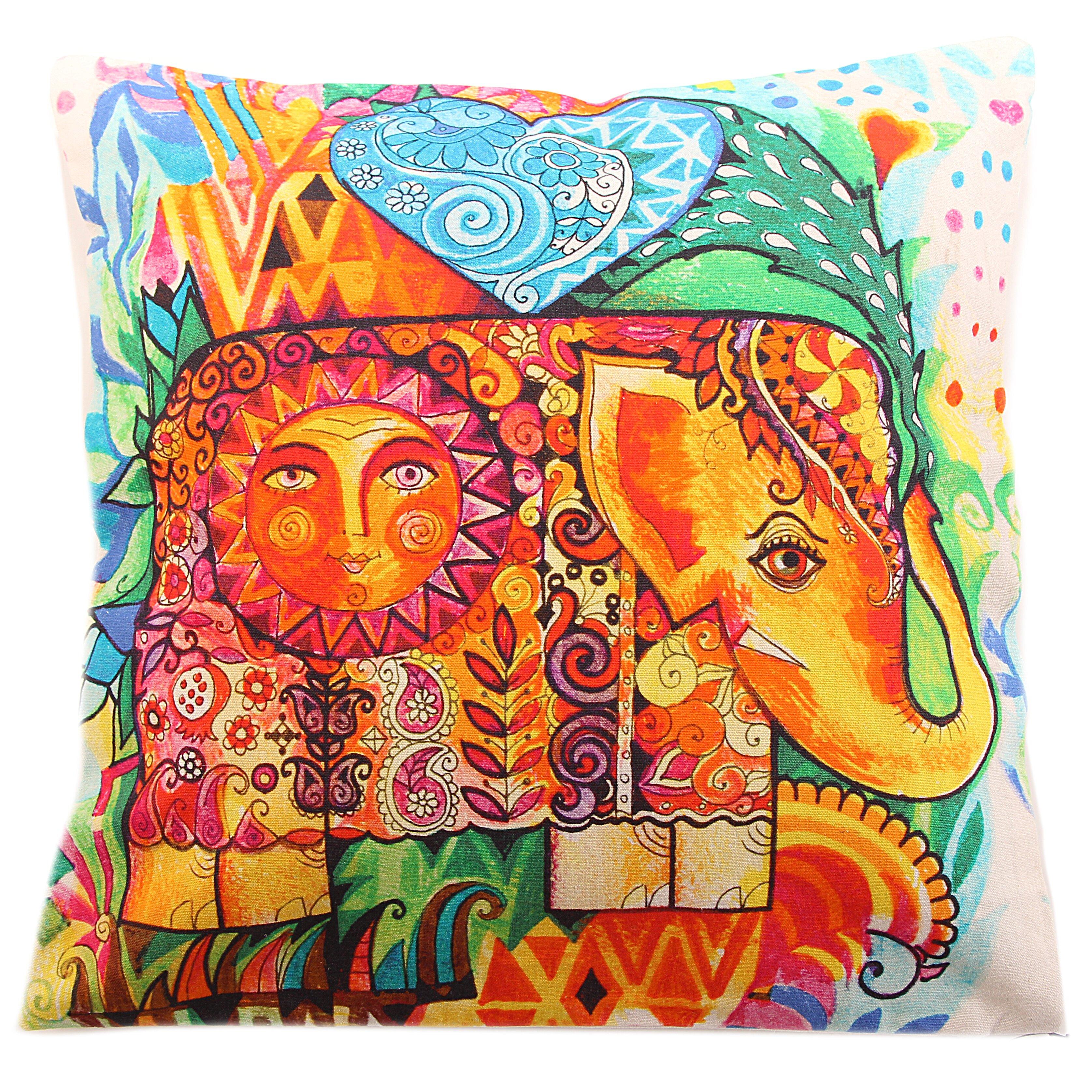 Декоративные подушки Ганг Декоративная наволочка Verdina (40х40) декоративные подушки ганг декоративная наволочка kathryn 40х40