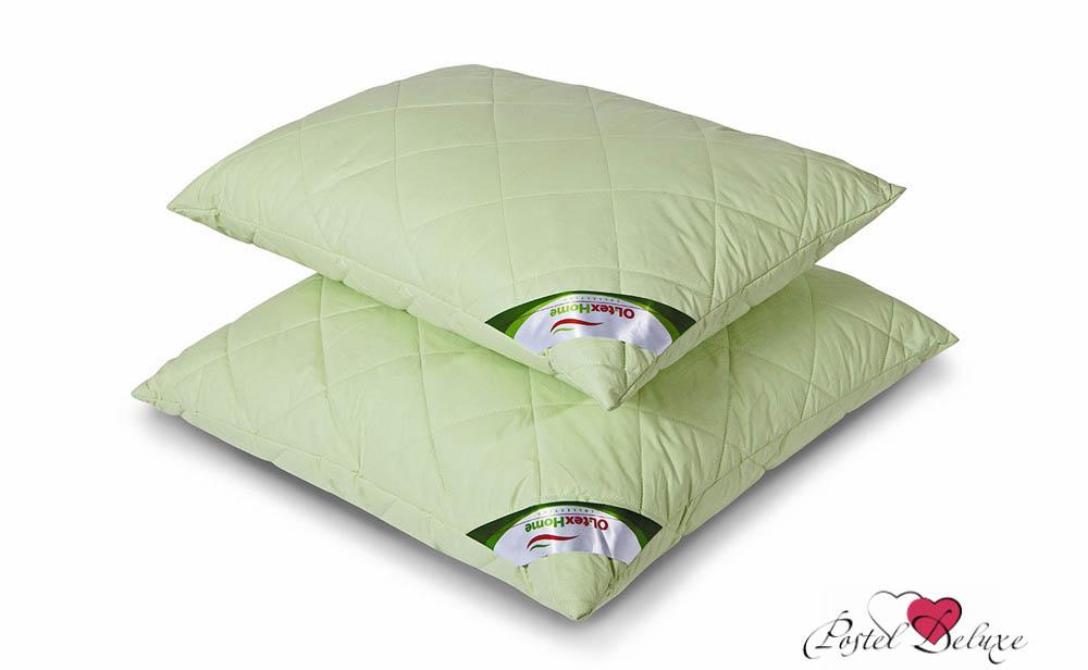 Детские покрывала, подушки, одеяла OL-Tex Детская подушка Бамбук Цвет: Фисташковый  (40х60) цена и фото