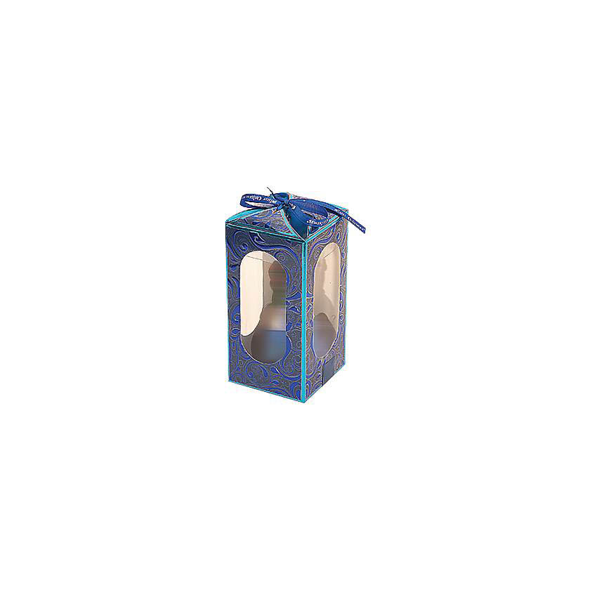 {}  Украшение Дед Мороз На Шаре Цвет: Синий фигурки sweet home ёлочное украшение дед мороз
