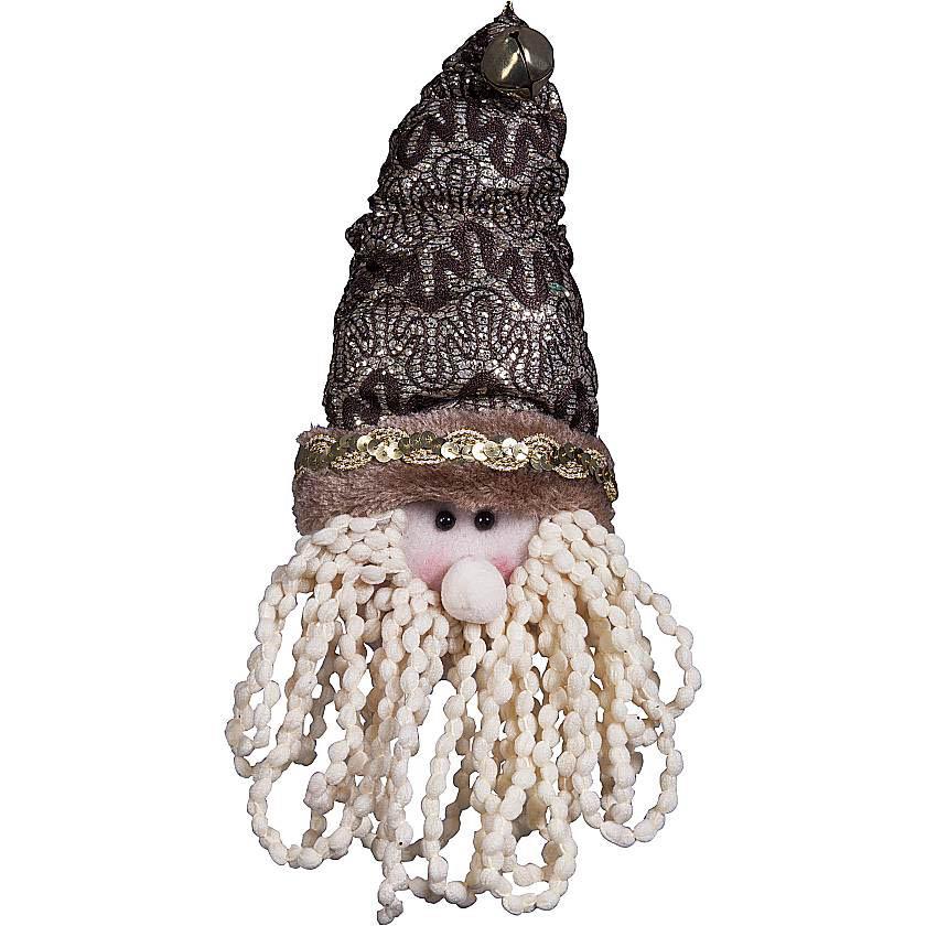 {} Мягкая игрушка Дед Мороз (25 см) мягкая игрушка малышарики нюшенька 25 см