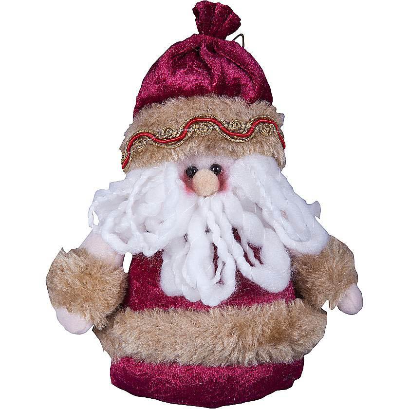 {} Мягкая игрушка Дед Мороз (20 см) малышарики мягкая игрушка барашек 20 см
