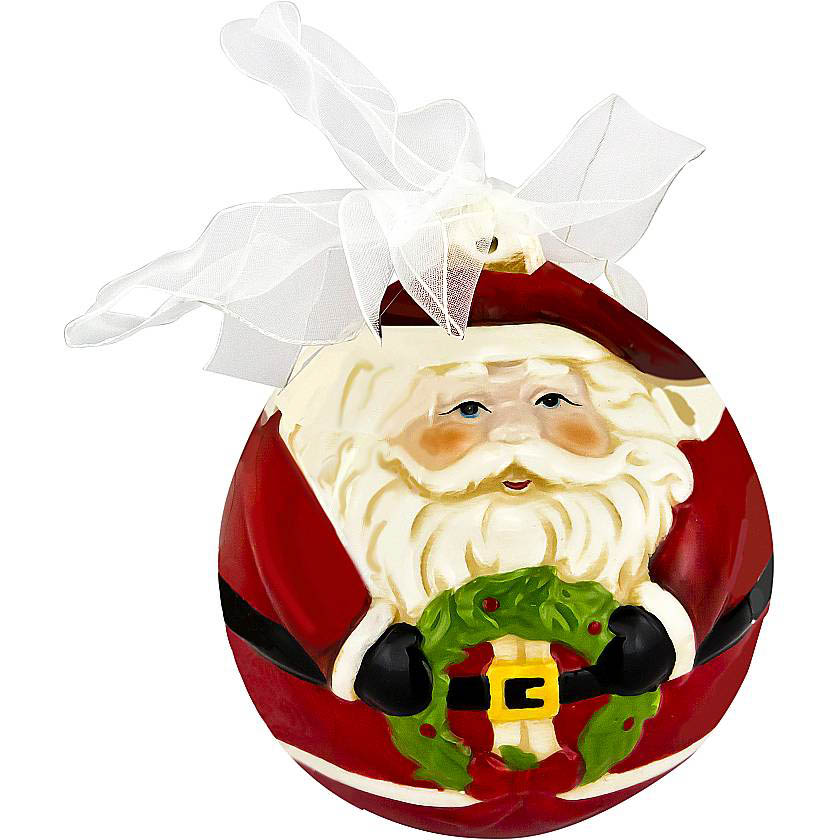 {}  Набор украшений Christmas Time  (10 см - 2 шт) magic time набор украшений золотые ключи 2 шт