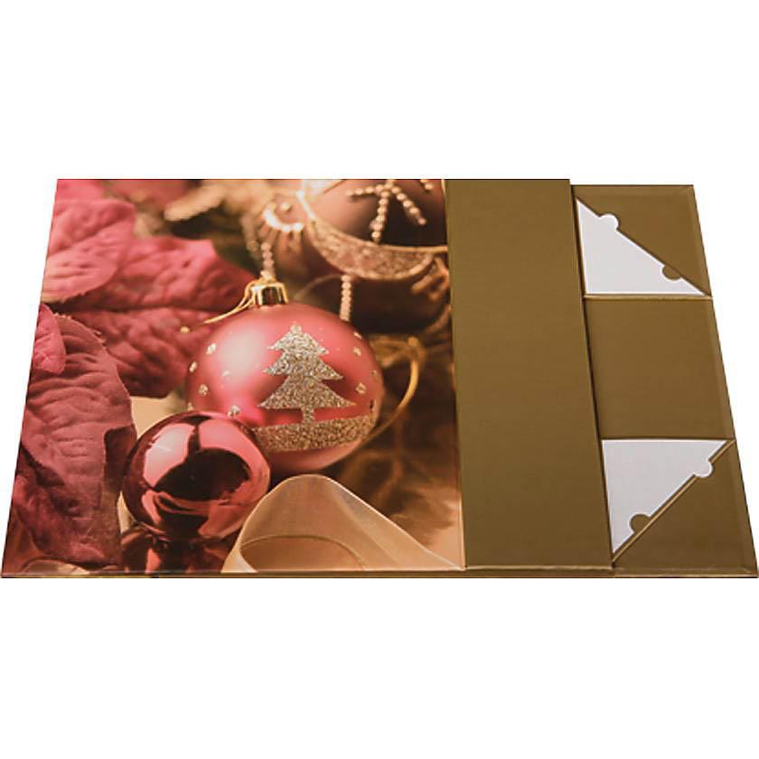 {} Складная коробка New Year (21х19х6 см) new original fotek a3g 4mx mr 1 warranty for two year