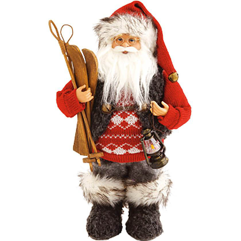 {}  Носок для подарков с Дедом морозом Christmas Time