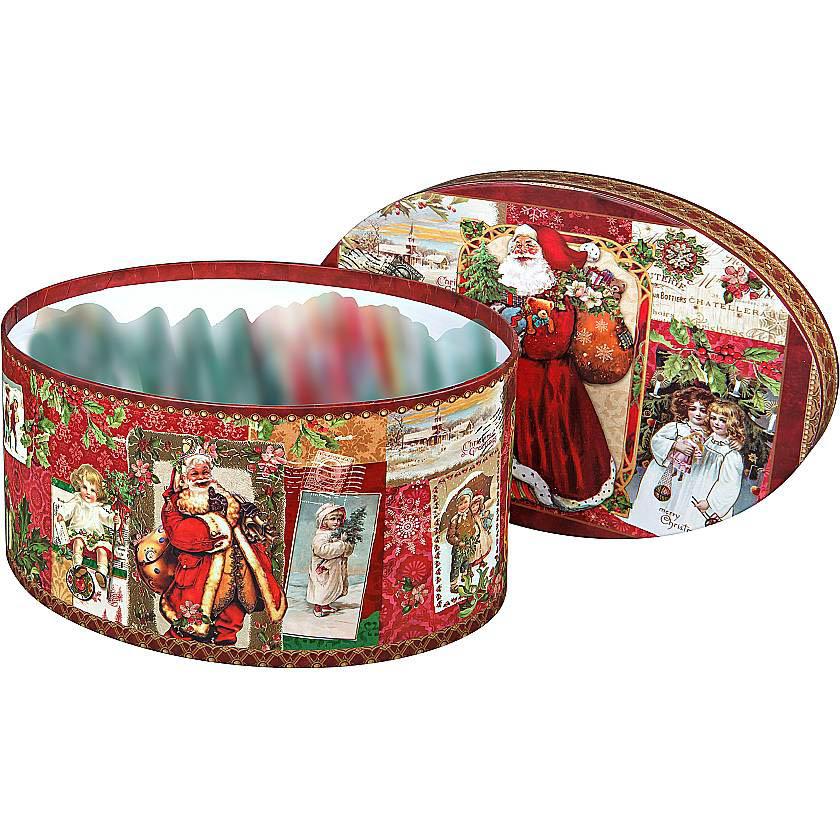 сибим ель новогодняя 2 1 м рождественская р21 {}  Украшение Рождественская Ель (14 см)