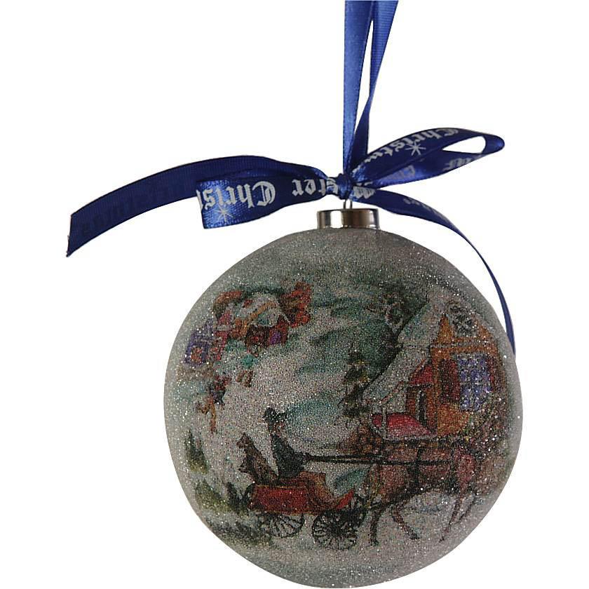 {} Набор шаров Сочельник (7 см - 6 шт) набор шаров 6 см monte christmas набор шаров 6 см