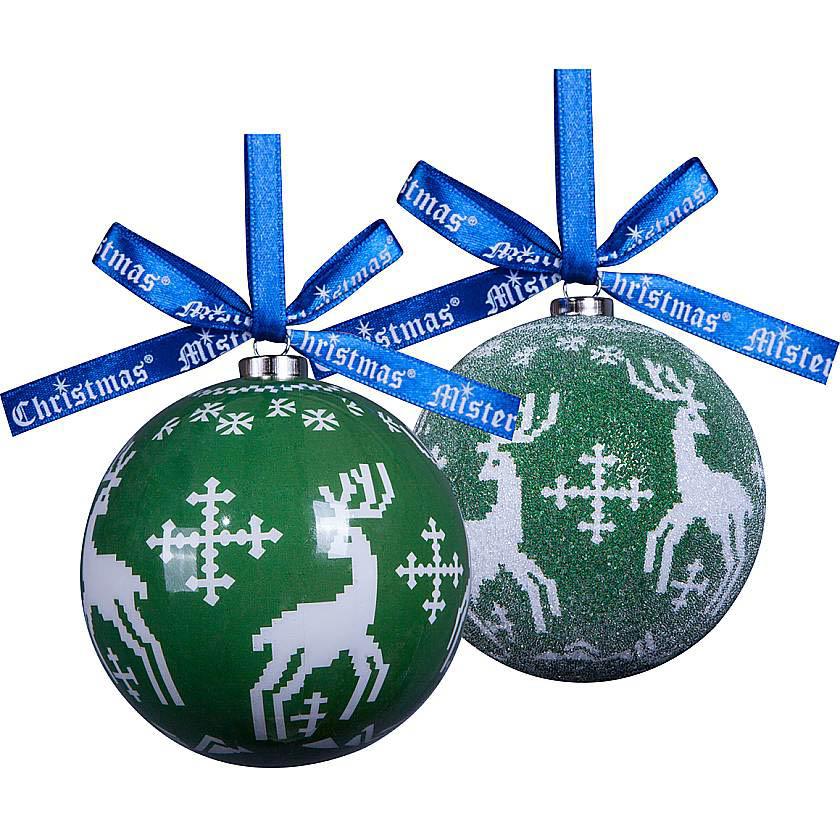 {} Набор шаров Лапландия (7 см - 6 шт) набор шаров 6 см monte christmas набор шаров 6 см