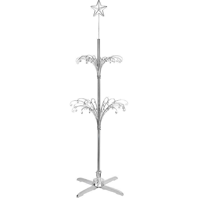 {} Вращающаяся Ель Silver (180 см) ель royal christmas sonora hook on tree 180 см 942180
