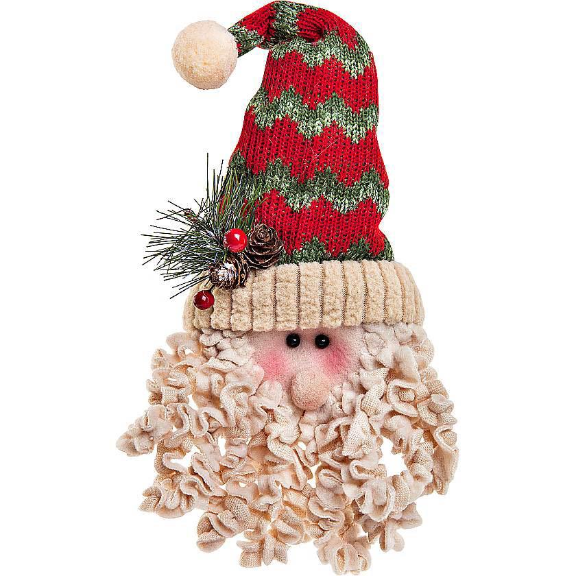 {} Мягкая игрушка Дед Мороз (16 см) малышарики мягкая игрушка собака бассет хаунд 23 см