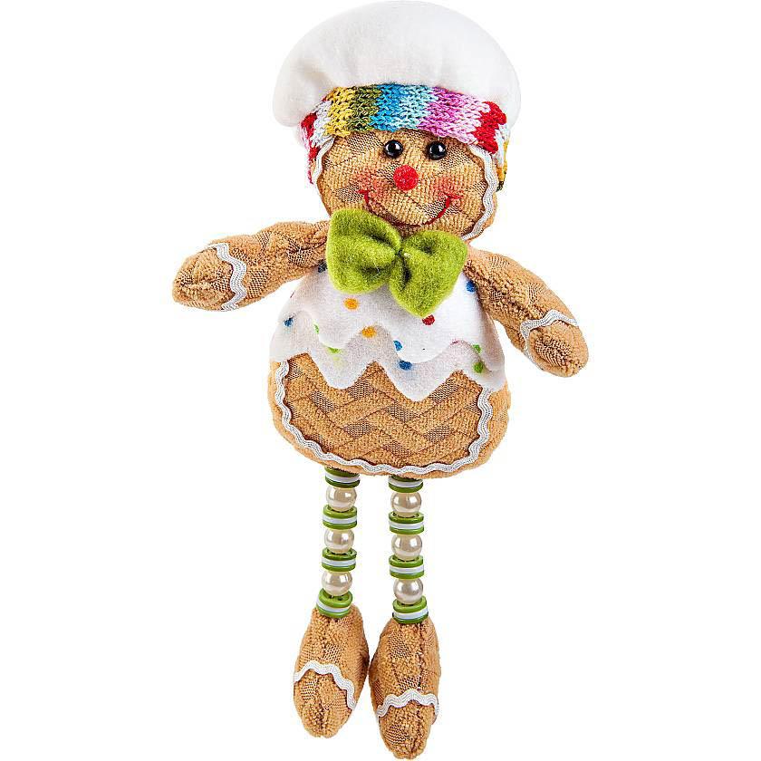 {} Мягкая игрушка Пряничный Мальчик (23 см) малышарики мягкая игрушка собака бассет хаунд 23 см