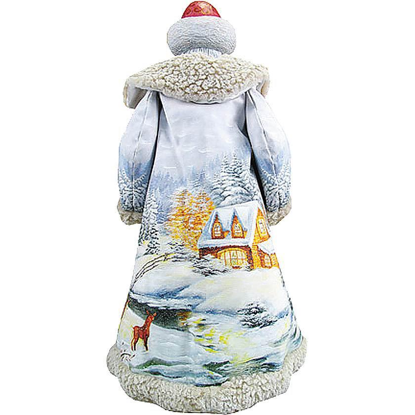 {}  Статуэтка Дед Мороз (32 см) статуэтка арти м 37 см дама 50 029