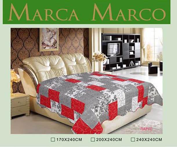 Покрывало MАRCA MARCO Покрывало Парус (170х240 см) dorothy s нome покрывало принт мурманск 2 сп 170х240 микрофибра стежка