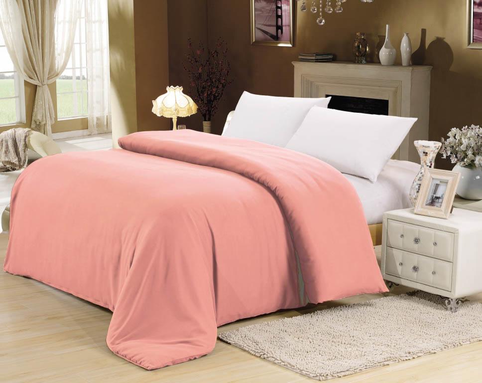 Пододеяльники Valtery ПододеяльникLionaЦвет: Светло-Розовый (180х215 см)