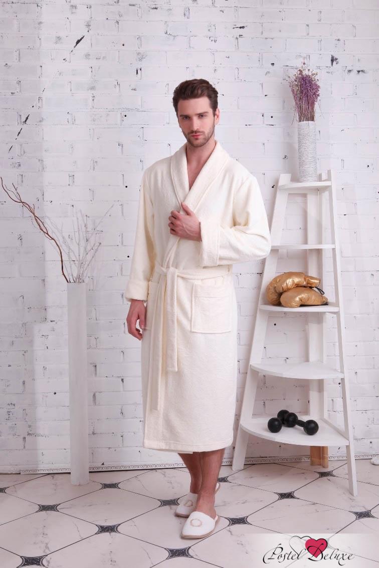 Сауны, бани и оборудование Peache Monnaie Халат Naturel Цвет: Кремовый (хL) сауны бани и оборудование valentini набор для сауны fantasy