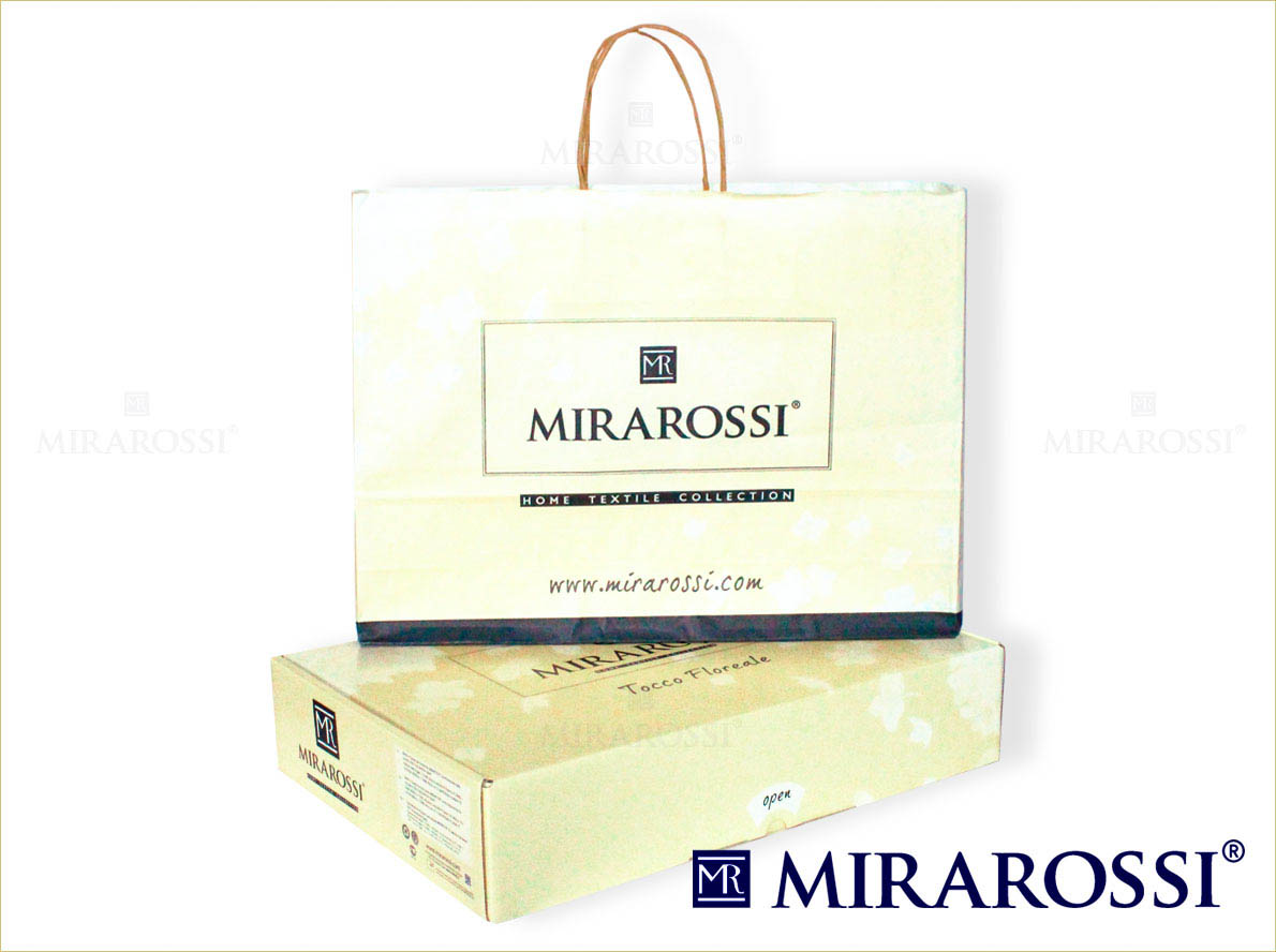 Постельное белье MIRAROSSI Постельное белье Patrizia Цвет: Белый (семейное) постельное белье mirarossi sofia семейное