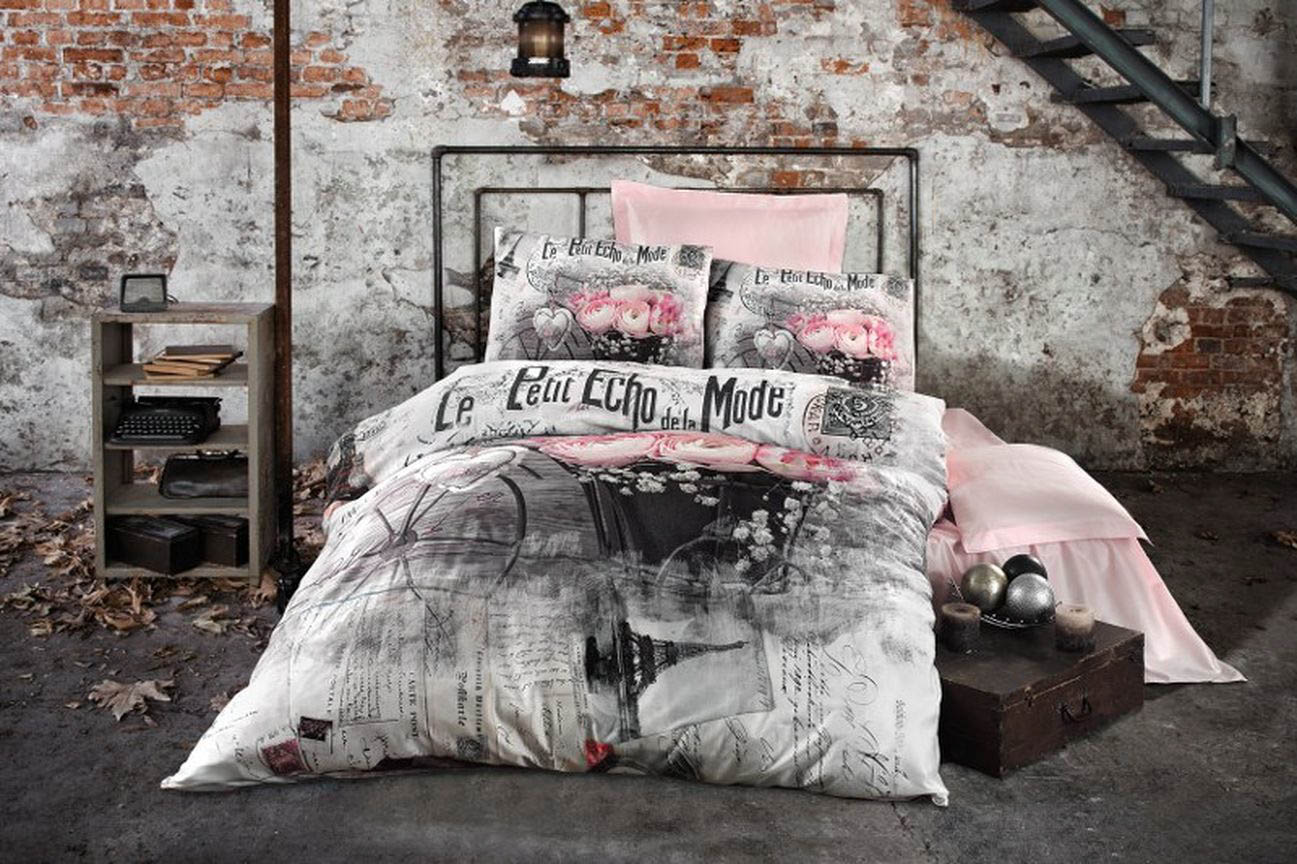 Постельное белье Issimo Постельное белье Petit Mode (2 сп. евро) постельное белье issimo salome евро стандарт