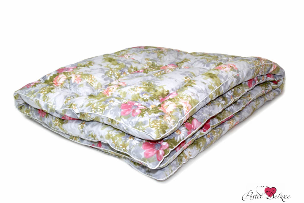 Одеяла Пиллоу ОдеялоЦветной Бамбук(172х205 см) одеяло теплое легкие сны бамбук наполнитель бамбуковое волокно 172 х 205 см
