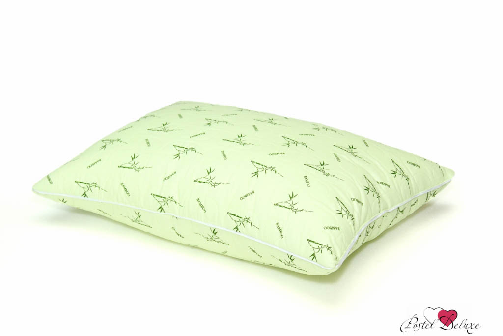 Подушки Пиллоу ПодушкаЦветной Бамбук(50х70) натурес подушка детская бархатный бамбук 50 см х 68 см