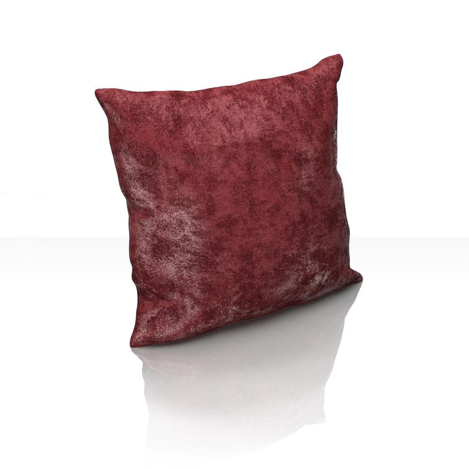 Декоративные подушки Kauffort Декоративная подушка Lainey Цвет: Красный Рубин (40х40) штора легкая kauffort barolo