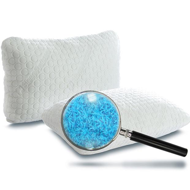 Подушки Sleep Professor Подушка Ultra (40х60) подушки fabe высокая подушка с памятью формы memo classic 16