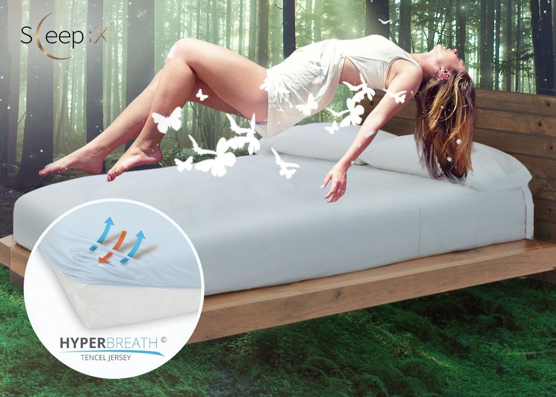 Простыни Sleep iX Простыня на резинке Alpin Цвет: Небесный Путь  (80х200) насос универсальный x alpin sks 10035 пластик серебристый 0 10035