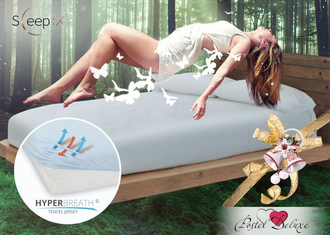 Простыни Sleep iX Простыня на резинке Alpin Цвет: Небесный Путь  (140х200) насос универсальный x alpin sks 10035 пластик серебристый 0 10035