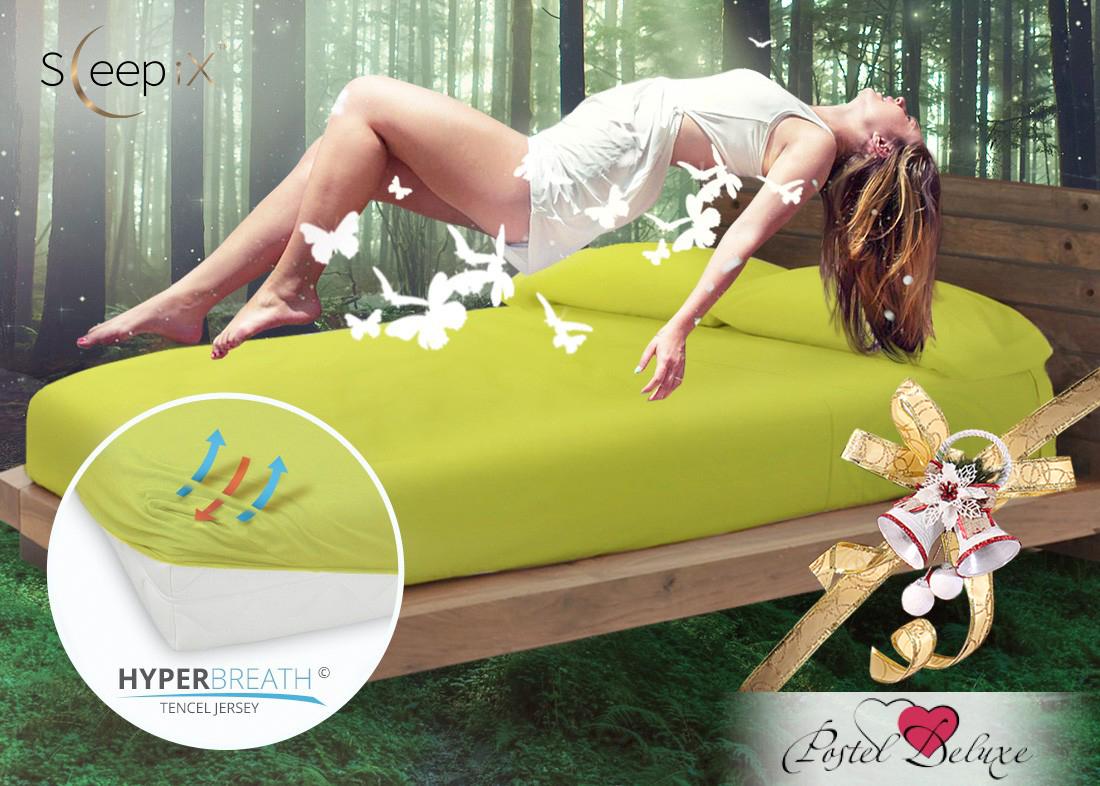 Простыни Sleep iX Простыня на резинке Alpin Цвет: Олива (200х200) siemens lc 91 ba 582 ix
