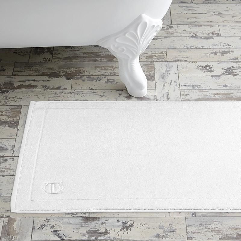 Аксессуары для ванной и туалета Togas Коврик для ванной Рапсодия Цвет: Белый (50х70 см) коврик для ванной арти м 46х75 см 817 02