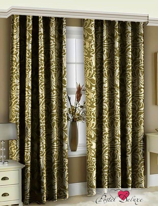 Шторы РеалТекс Классические шторы Earleen Цвет: Фисташка шторы реалтекс классические шторы alberta цвет персиковый молочный
