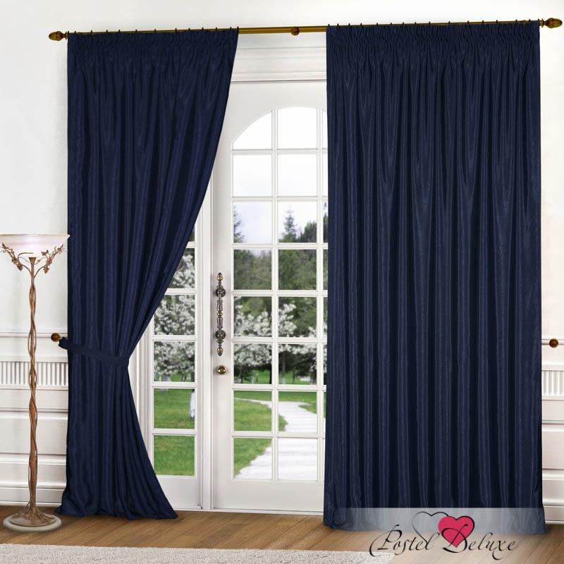 Шторы РеалТекс Классические шторы Brisa Цвет: Синий шторы реалтекс классические шторы alberta цвет персиковый молочный