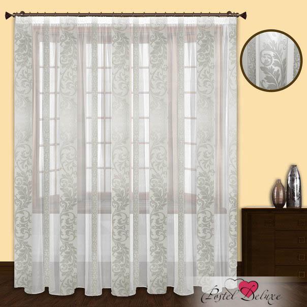 Шторы РеалТекс Классические шторы Frogi Цвет: Белый шторы tac классические шторы winx цвет персиковый 200x265 см