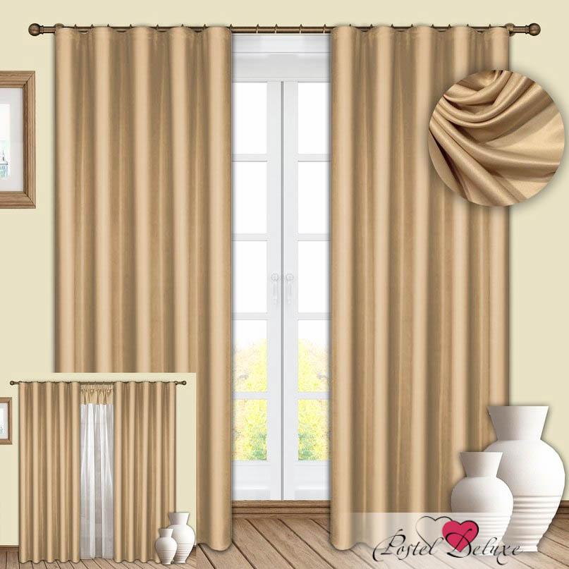 Шторы РеалТекс Классические шторы Hanimeli Цвет: Ваниль шторы tac классические шторы winx цвет персиковый 200x265 см