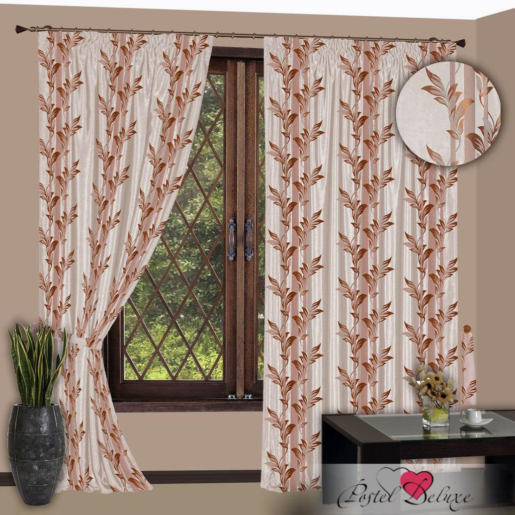 Шторы РеалТекс Классические шторы Lena Цвет: Терракотовый шторы реалтекс классические шторы somon цвет светло терракотовый