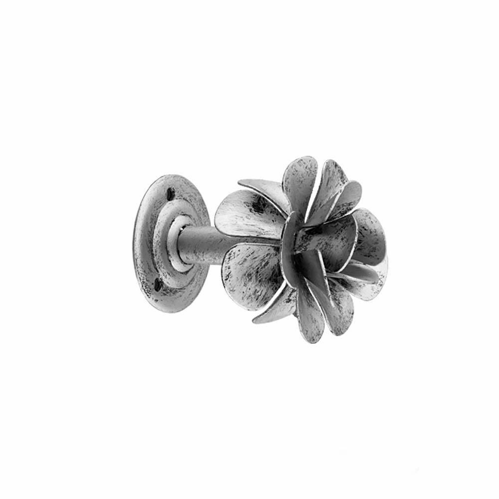 Карнизы и аксессуары для штор ARCODORO РозеткаРоза Большая Цвет: Белый Мрамор недорого