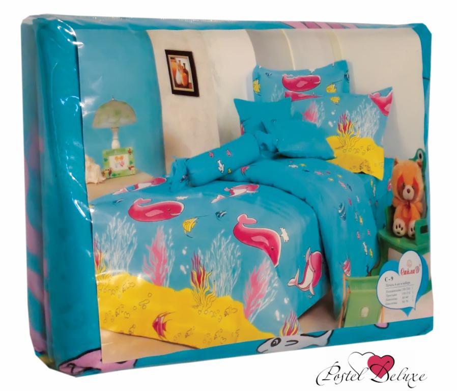 Детское Постельное белье СайлиД Постельное белье Stacy C-52 (150х210 см) детское постельное белье сайлид детское постельное белье arma 150х210 см