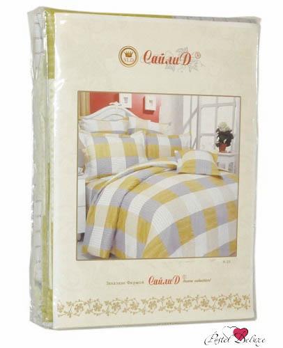 Постельное белье СайлиД Постельное белье Bianca А/s-92(2 сп. евро)