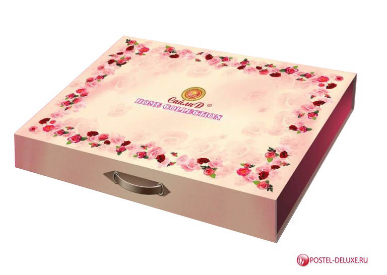Постельное белье СайлиД Постельное белье Josephine D-57 (2 сп. евро) хлопчатобумажная ткань josephine hy1516 2015 diy