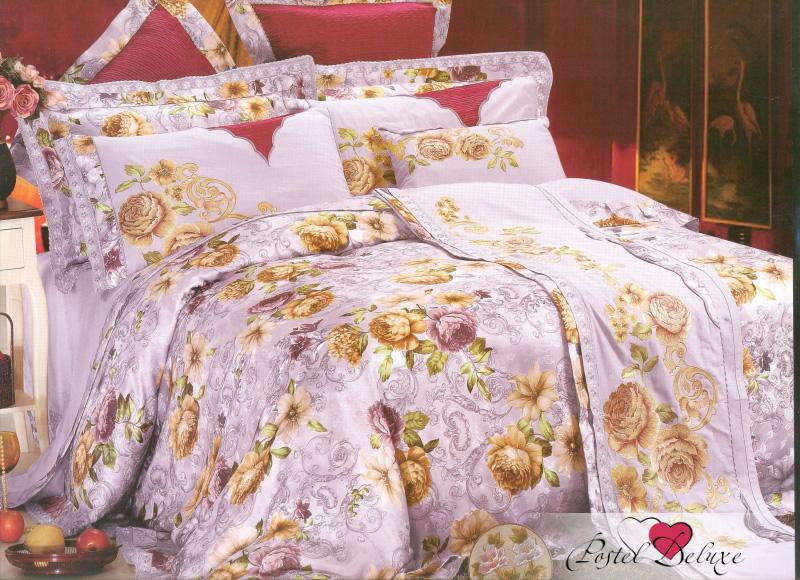 постельное белье кпб d 143 2 евро 1270547 Постельное белье СайлиД Постельное белье Vendita D-130 (2 сп. евро)